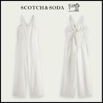 大人もOK♪ ☆Scotch & Soda☆ Brodery anglaise jumpsuit