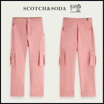 大人もOK♪☆Scotch & Soda☆ Heavy jersey cargo trouser