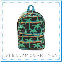 【正規品】STELLA MCCARTNEY KIDS 大人OK♪Palm Tree Backpack