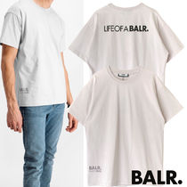 【最短翌日着】BALR. LOAB BACK OVERSIZED T-SHIRT B1112