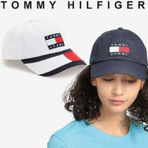 TOMMY JEANS TJW HERITAGE CAP 関税なし 国内買付 すぐ届く