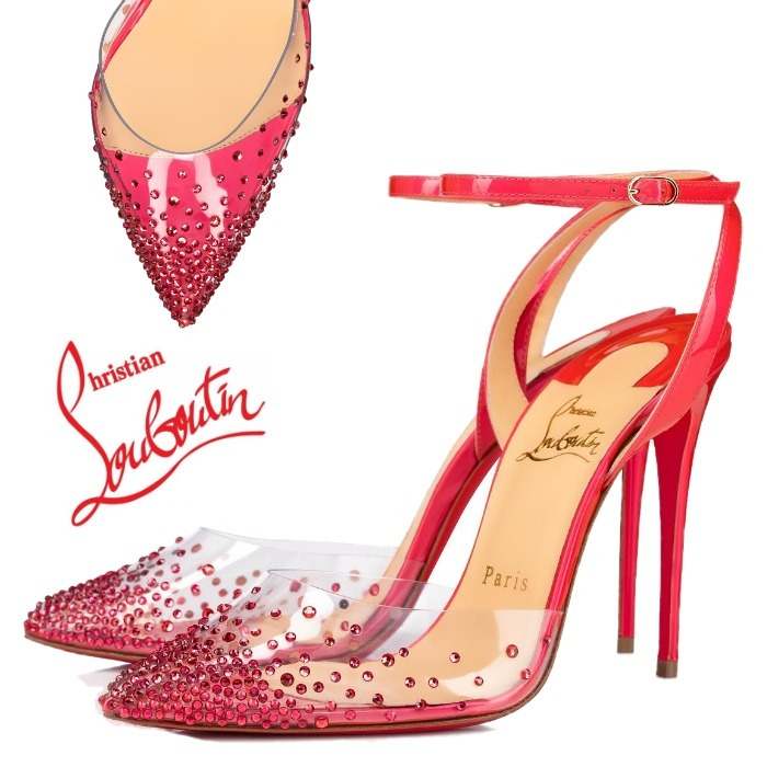 2021SS ☆新作☆ ルブタン Spikaqueen 100mm パンプス (Christian Louboutin/パンプス) 1211081P558