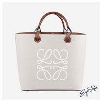 BORSA ANAGRAM TOTE IN TELA