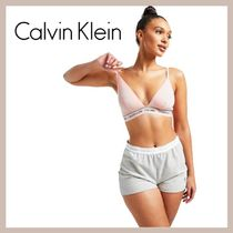 【Calvin Klein】CK One Recycled Triangle Bra