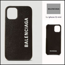 【国内発送】Balenciaga Cash Logo iPhone 12 Mini Coverセール