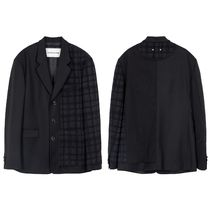 ★Andersson Bell_SIGNATURE JACQUARD WOOL JACKET★