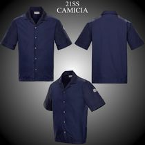 21SS★新作★MONCLER★CAMICIA ナイロン シャツ