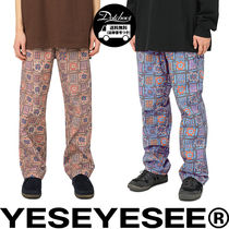 YESEYESEE Y.E.S Relaxed Pants NE3258 追跡付