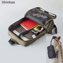 ithinkso(アイシンクソー) ショルダーバッグ ithinkso■WORK&OUT SLINGBAG スリングバッグ/追跡付