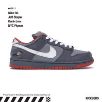 入手困難レアダンク!Nike SB Jeff Staple Dunk Low NYC Pigeon