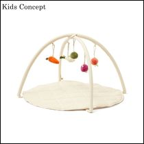 【Kids Concept】 5-Pack Bistro Veggies Baby Gym Toys Green