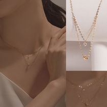 Wing bling☆[14K Gold] Glory ネックレス Yellow Gold