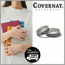 COVERNAT 925 SILVER NEEDLE RING HM744 追跡付