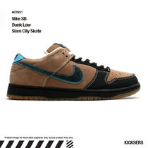 入手困難レアダンク!Nike SB Dunk Low Slam City Skate