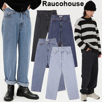 ★RAUCOHOUSE★正規品★送料込み★韓国 STANDARD STRAIGHT JEANS
