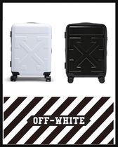 入手困難■OFF-White Quote FOR TRAVEL■