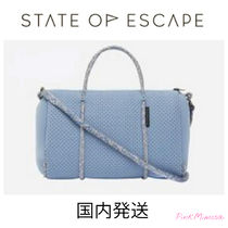 State of Escape(ステイトオブエスケープ) マザーズバッグ 【訳あり品】国内発送/State of Escape/Prequel M 2way バッグ