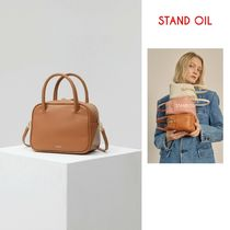 【STAND OIL】21ss DuDu Bag ヴィーガンレザー