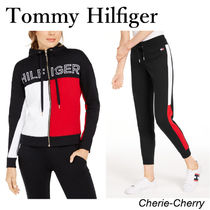 【Tommy Hilfiger】Colorblocked パーカー&パンツ セットアップ
