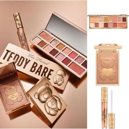 Too Faced 限定 テディベア コレクション 3点セット