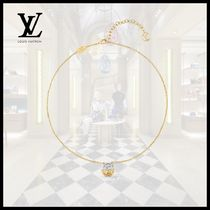 Louis Vuitton(ルイヴィトン)L TO V NECKLACE Slver Gold LV