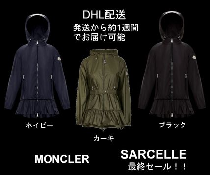 MONCLER(モンクレール) コート 【送料込追跡有】MONCLER 20SS SARCELLE スプリングブルゾン