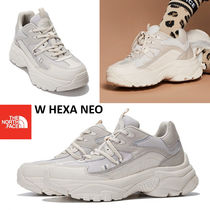 THE NORTH FACE正規品★W HEXA NEO 厚底スニーカー