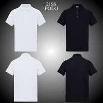 21SS★新作★MONCLER★POLO コットン ポロシャツ