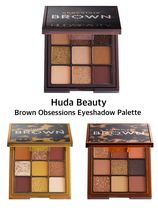 〈Huda Beauty〉★2021SS★Brown Obsessions eyeshadow palette
