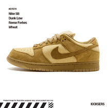 入手困難レアダンク!Nike SB Dunk Low Reese Forbes Wheat