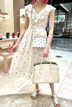 【kate spade】dainty bloom embroidered dress