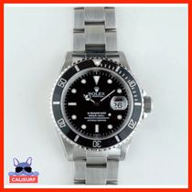 Rolex Submariner Date1 6610-SWISS Only Dial Paper&Serial Tag