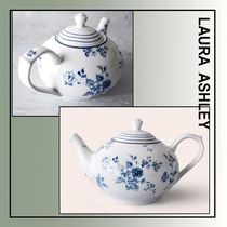 Laura Ashley☆Blueprint Collectables フローラルティーポット