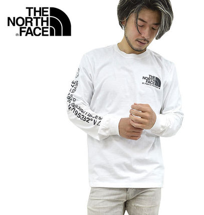 THE NORTH FACE Tシャツ・カットソー 海外限定 THE NORTH FACE ノースフェイスCOORDINATES LS TEE即納(3)