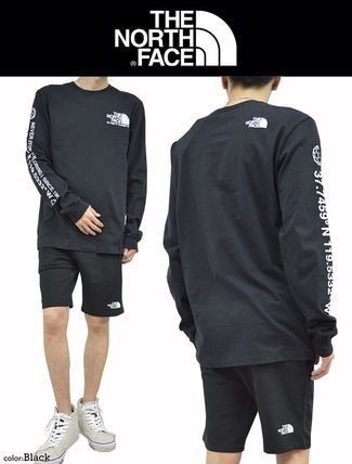 THE NORTH FACE Tシャツ・カットソー 海外限定 THE NORTH FACE ノースフェイスCOORDINATES LS TEE即納(5)