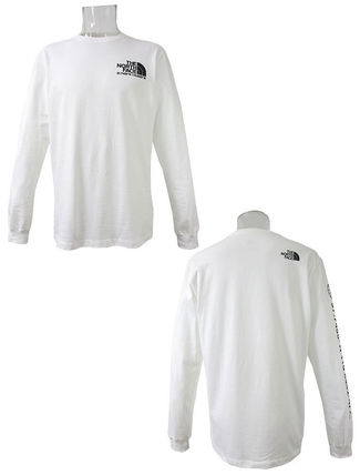 THE NORTH FACE Tシャツ・カットソー 海外限定 THE NORTH FACE ノースフェイスCOORDINATES LS TEE即納(11)