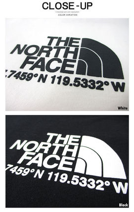 THE NORTH FACE Tシャツ・カットソー 海外限定 THE NORTH FACE ノースフェイスCOORDINATES LS TEE即納(13)