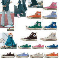 国内発★Converse ALL STAR US COLORS カラーズ HI/OX