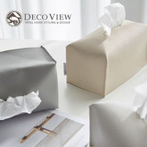 DECO VIEW(デコヴュー) 財布・小物その他 DECO VIEW☆モダン ティッシュケース☆