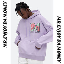 HEART OF MONEY HOODIE☆春らしい鮮やかな色使い★3Color