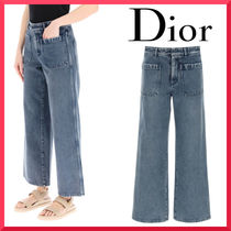 【Dior】CROPPED FLARED JEANS デニム