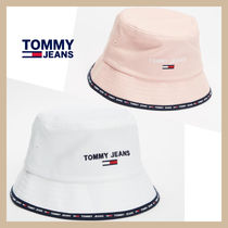 [TOMMY JEANS]♠SPORTバケットハット