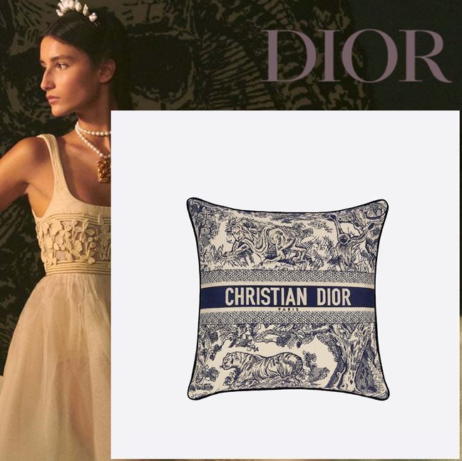 * DIOR Petit coussin carre クッション (Dior/クッション・クッションカバー) 66876297