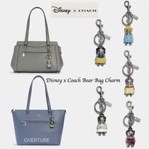 【国内発送】★Disney X Coach Bear Bag Charm