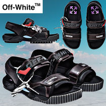 ★Off-White Odsy Sandals★オフホワイト ロゴ サンダル
