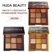 HUDA BEAUTY☆2021SS☆Brown Obsessions アイシャドウパレット