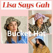 【Lisa Says Gah】バケットハット《HOLIDAY THE LABEL》