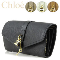 Chloe ABY Long Wallet With Flap 長財布 CHC20SP313B71