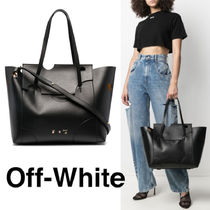 VIPセール【国内発関税込み】Off-White BURROW38トートバッグ