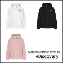 [DISCOVERY Expedition]★BASIC BONDING FLEECE★男女共用★3色